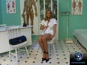 Nude nurse video