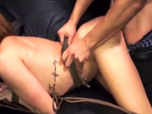 Naked foot slave first time Angry boyplaymates have no problem kicking