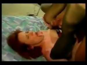 Wife gets fucked by husbands friend