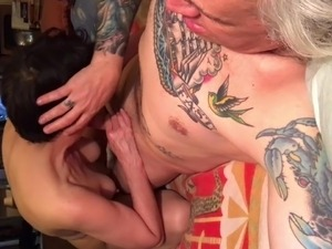 first mature anal