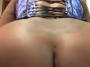 wife riding dildo video homemade