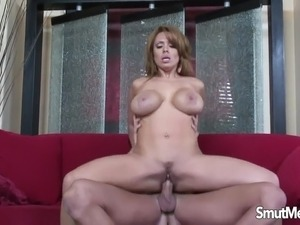 sex blonde cum shots