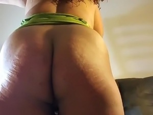 Ass whipping video