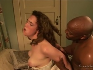 Interracial porn trailer