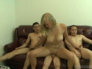 Big tit asian fuck