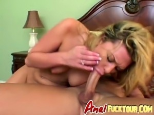 blonde fucks two black cocks