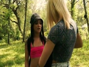 horny ebony teen and stepbrother movie