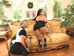 Home maid sex