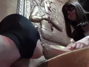 Foot fetish sex videos