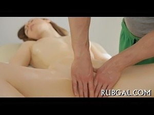 free amateur massage videos