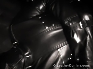 naked black men leather nude dies