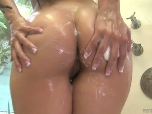 pussy filled cream pies