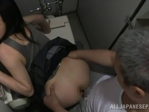 japanese school girls on toilet