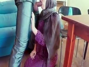 veiled arabian pussy