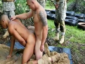 army recruitment video topless girls