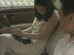 japanese father fuck daughter and wife