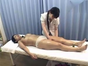 asian lesbian tit massage