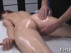 Dirty angel fucked hard from behind and loving it