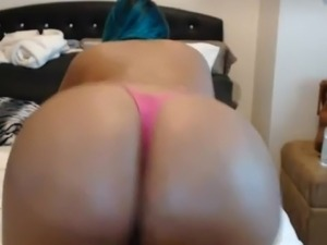 sexy ebony eens getting fucked