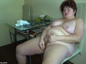 fat girl in small bikini