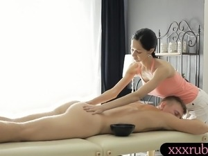 adult asian massage video