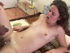 big cock rips tiny pussy
