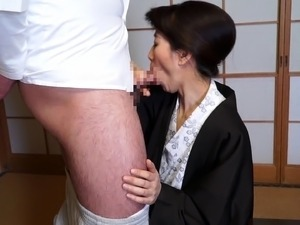 asian secretary anal