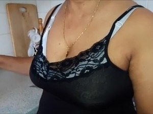 wife strip tease video
