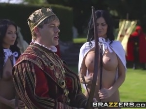 wife blonde blue lingerie brazzers