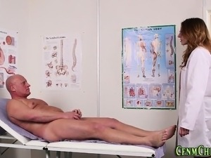 nurse handjob black cock