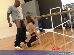 white girl black guy porn