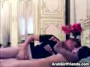 arabian teen blowjob