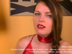 video femdom forced to orgasm