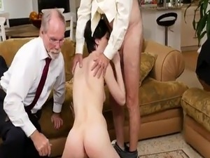 ebony virgin old man porn