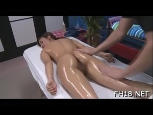 Hot girl massage videos