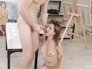 red head big boobs movie