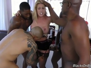 Michelle wild interracial