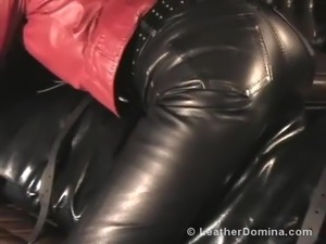 bondage anal dildo video