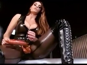 brina banks latex anal sex