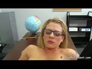 first lesbian sex teacher