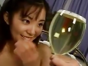girls drinking cum videos
