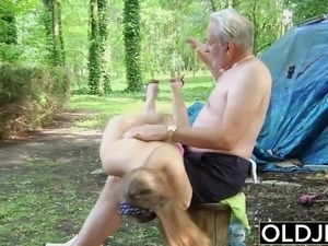 pussy spanking from husband