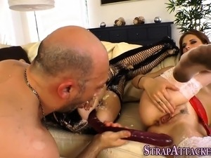 oral gag video