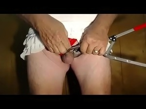 shemale castration movies