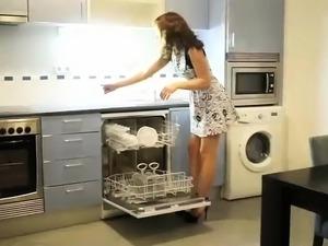 kitchen sex video tube