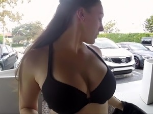Laura love british natural tits first time