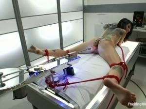 black girl machine sex
