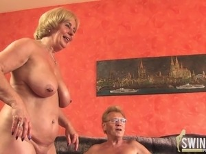 german mature pussy massage