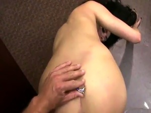 Asian ladyboy ass
