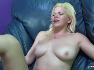 Humongous natural tits